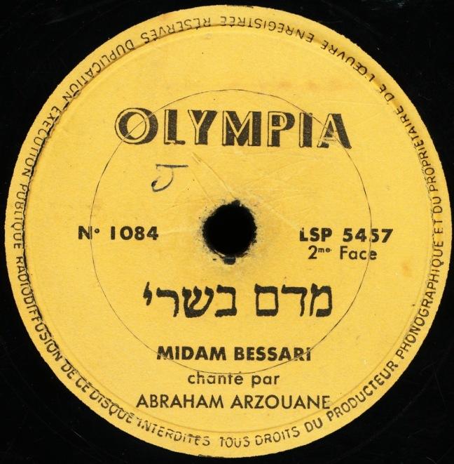 Abraham Arzouane - Midam Bessari - 2